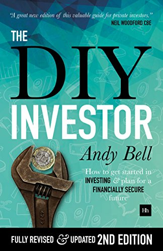 The DIY Investor Book Cover