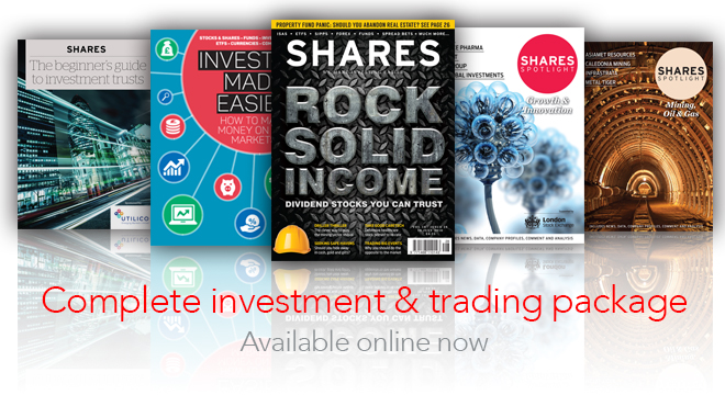 shares investment magazine