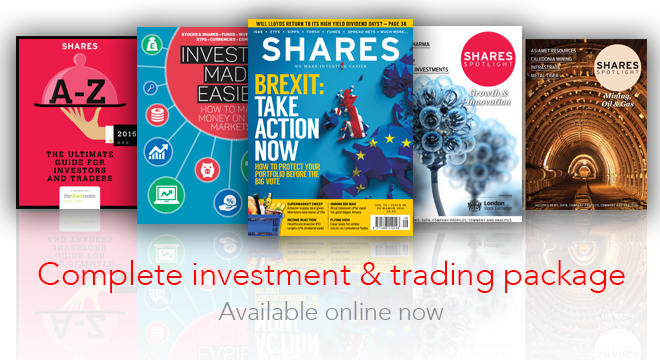 Complete investment & trading package. Available online now.