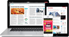 Upgrade You Subscription - digital, or print. Read on laptop, phone or tablet
