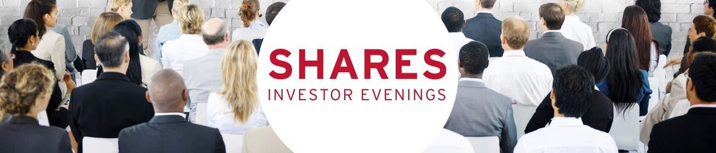 Shares Investor Evening (London)