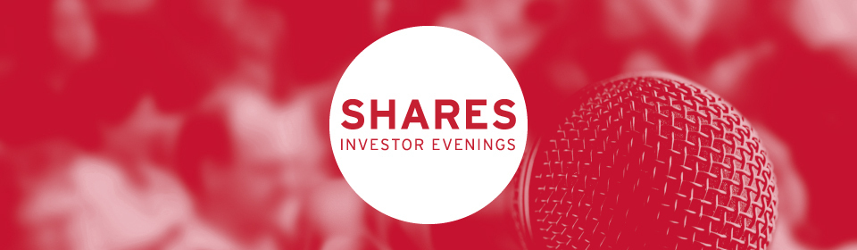 Shares Investor Evening (Manchester)