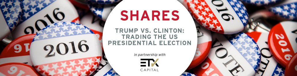 Trump vs. Clinton: Trading the US Presidential Election